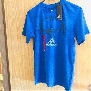 10/12 Adidas Boys Shirt